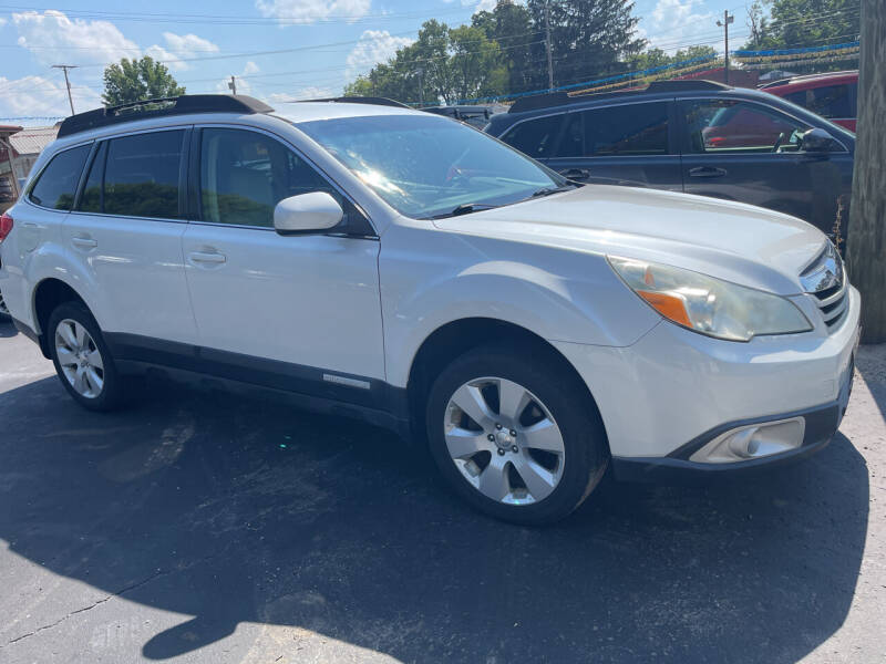 2011 Subaru Outback for sale at Auto Exchange in The Plains OH