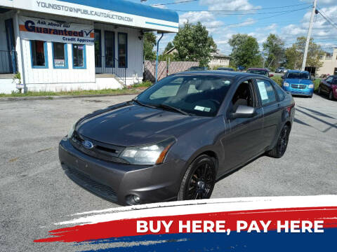 2011 Ford Focus for sale at E.L. Davis Enterprises LLC in Youngstown OH