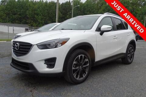 2016 Mazda CX-5 for sale at Brandon Reeves Auto World in Monroe NC