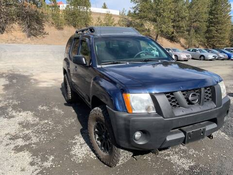 2007 Nissan Xterra for sale at CARLSON'S USED CARS in Troy ID