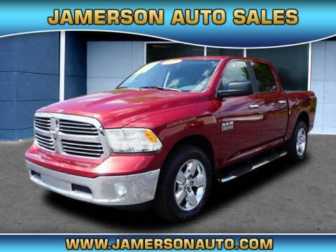 2015 RAM Ram Pickup 1500 for sale at Jamerson Auto Sales in Anderson IN