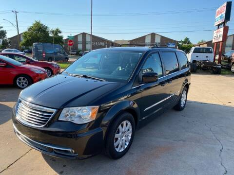 2013 Chrysler Town and Country for sale at Car Gallery in Oklahoma City OK