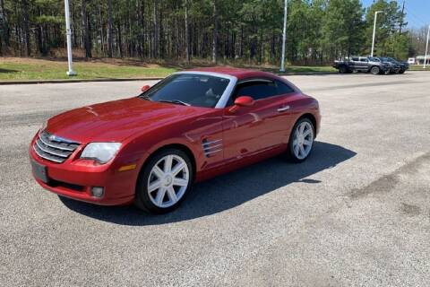 2005 Chrysler Crossfire for sale at Memphis Finest Auto, LLC in Memphis TN