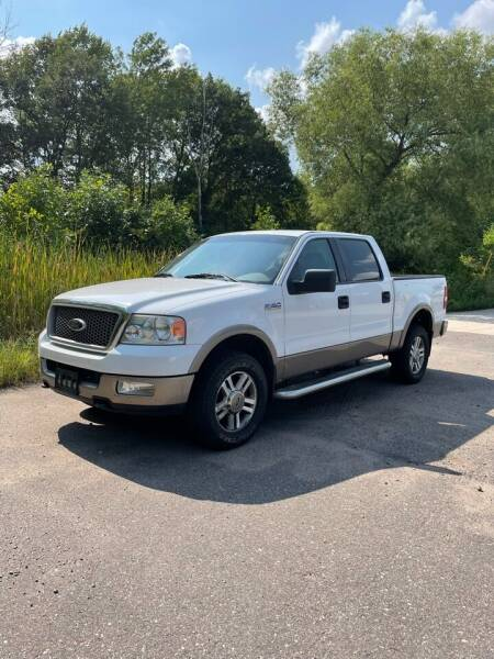 2005 Ford F-150 for sale at Prime Auto Sales in Rogers MN