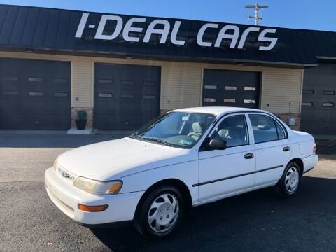 1996 Toyota Corolla for sale at I-Deal Cars in Harrisburg PA