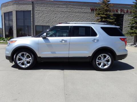 2012 Ford Explorer for sale at Elite Motors in Fargo ND