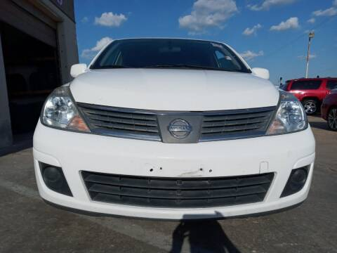 2009 Nissan Versa for sale at Auto Haus Imports in Grand Prairie TX