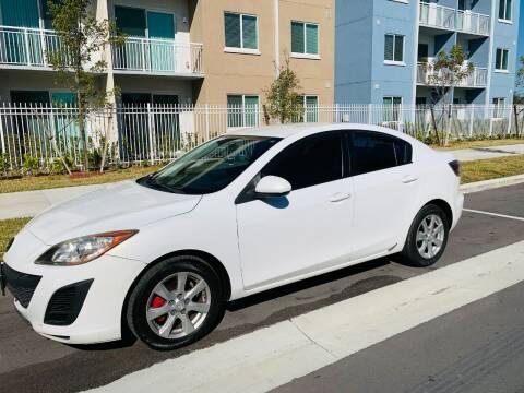 2011 Mazda MAZDA3 for sale at LA Motors Miami in Miami FL