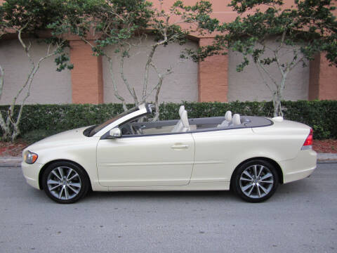 2010 Volvo C70 for sale at FLORIDACARSTOGO in West Palm Beach FL