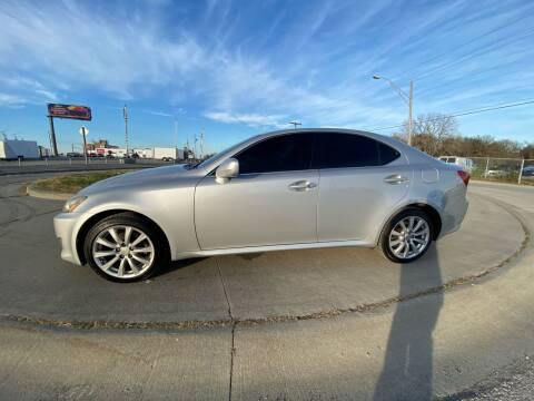 2008 Lexus IS 250 for sale at Xtreme Auto Mart LLC in Kansas City MO