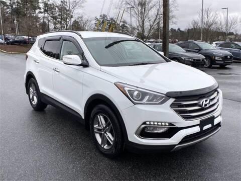 2018 Hyundai Santa Fe Sport for sale at CU Carfinders in Norcross GA