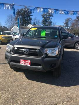 2014 Toyota Tacoma for sale at Brilliant Motors in Topsham ME