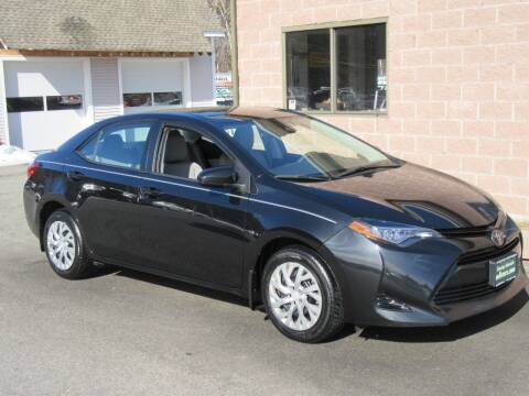 2018 Toyota Corolla for sale at Advantage Automobile Investments, Inc in Littleton MA