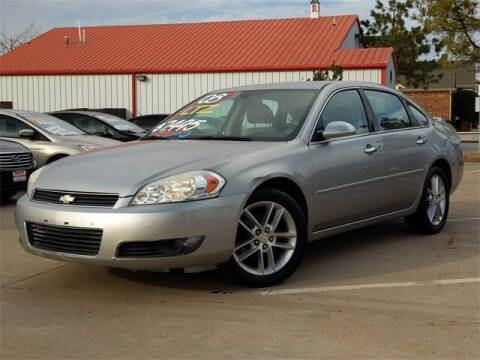2008 Chevrolet Impala for sale at Bryans Car Corner in Chickasha OK