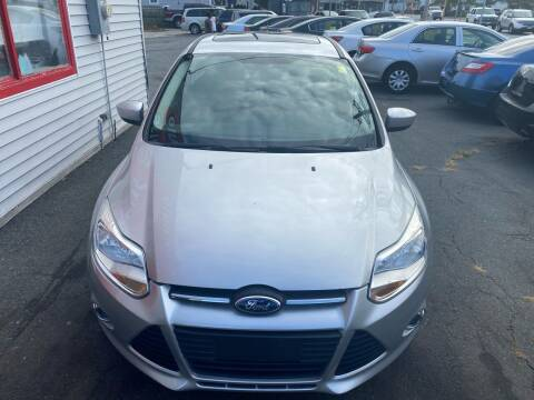2012 Ford Focus for sale at Better Auto in South Darthmouth MA