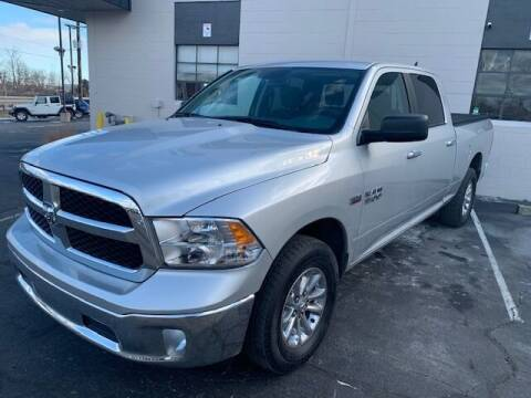 2017 RAM Ram Pickup 1500 for sale at Lighthouse Auto Sales in Holland MI