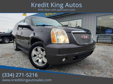 2010 GMC Yukon XL for sale at Kredit King Autos in Montgomery AL