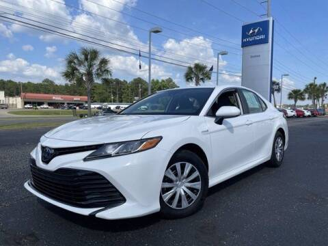 2020 Toyota Camry Hybrid for sale at Mike Schmitz Automotive Group in Dothan AL