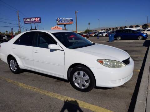 2006 Toyota Camry for sale at Car Spot in Las Vegas NV