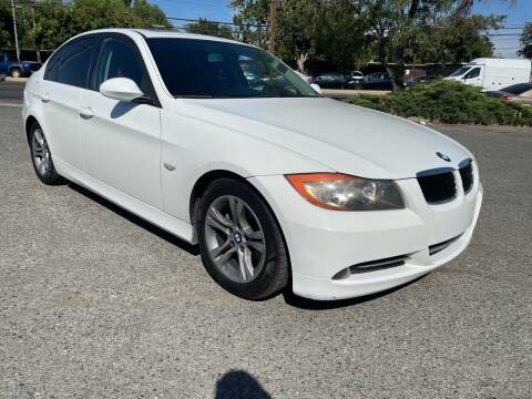 2008 BMW 3 Series for sale at All Cars & Trucks in North Highlands CA