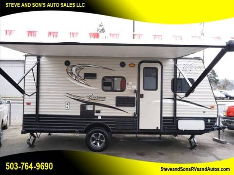 2017 Forest River Coachmen for sale at Steve & Sons Auto Sales in Happy Valley OR