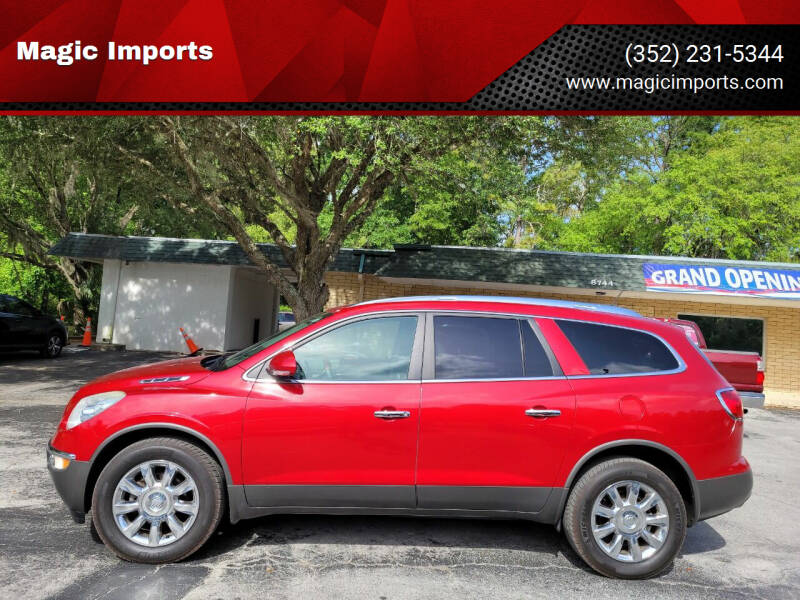 2012 Buick Enclave for sale at Magic Imports in Melrose FL