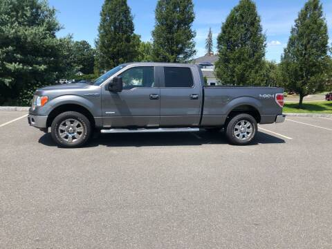 2012 Ford F-150 for sale at Chris Auto South in Agawam MA