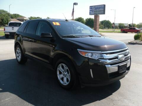 2013 Ford Edge for sale at Integrity Auto Center in Paola KS