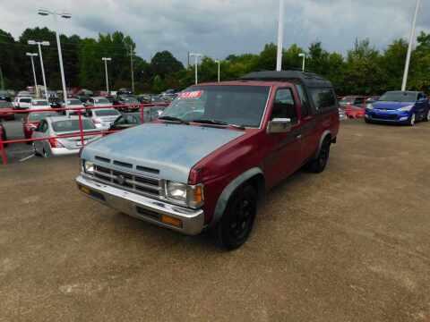 1997 Nissan Truck for sale at Paniagua Auto Mall in Dalton GA
