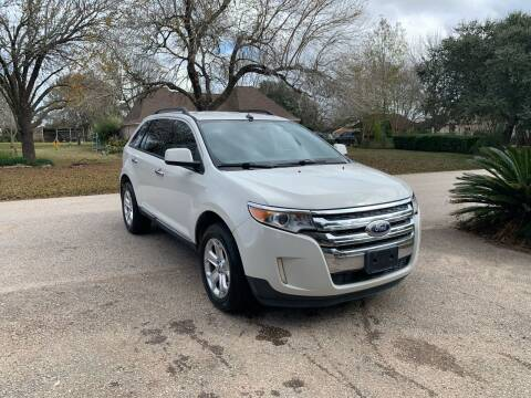 2011 Ford Edge for sale at CARWIN MOTORS in Katy TX