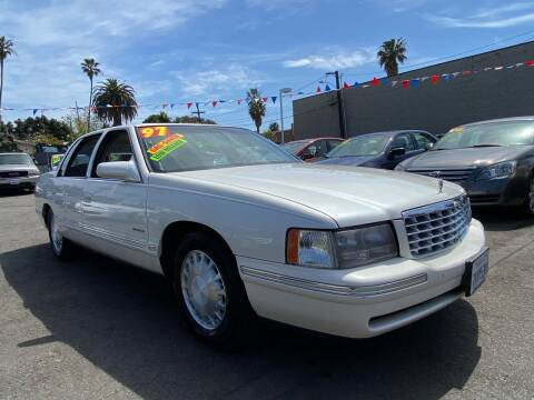 1997 Cadillac DeVille for sale at North County Auto in Oceanside CA