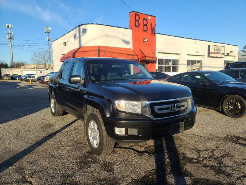 2011 Honda Ridgeline for sale at Best Buy Wheels in Virginia Beach VA