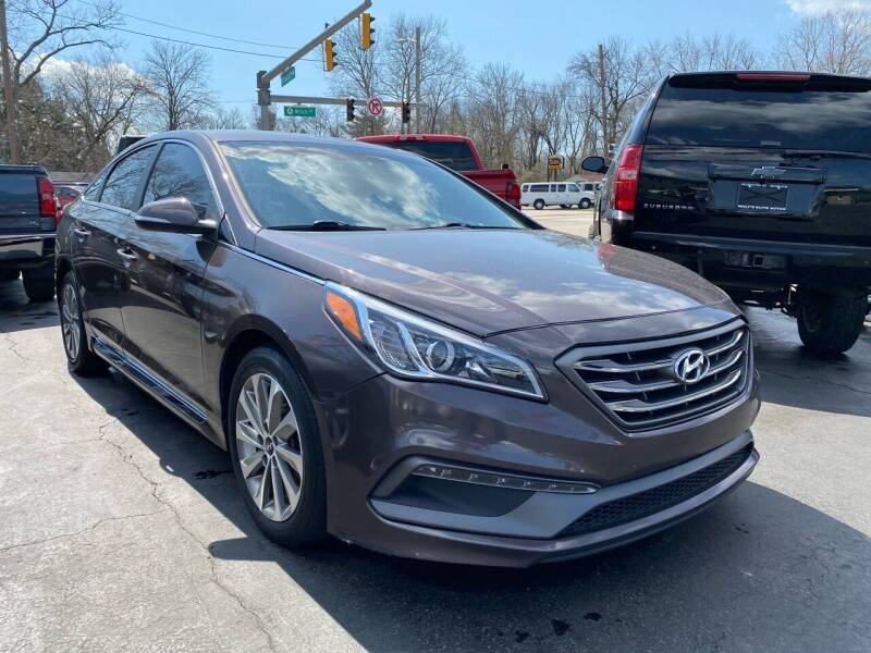 2016 Hyundai Sonata for sale at WOLF'S ELITE AUTOS in Wilmington DE