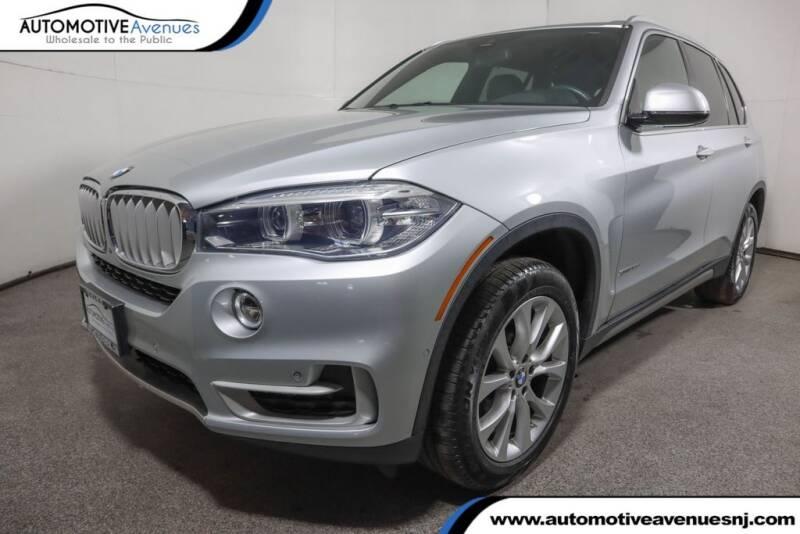 2018 BMW X5 for sale in Farmingdale, NJ