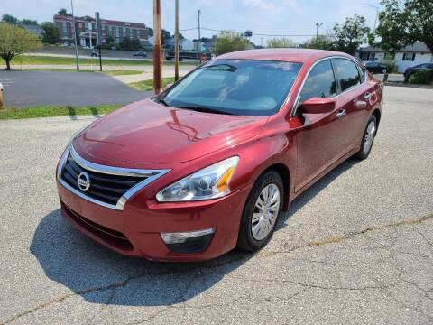 2014 Nissan Altima for sale at Auto Hub in Grandview MO