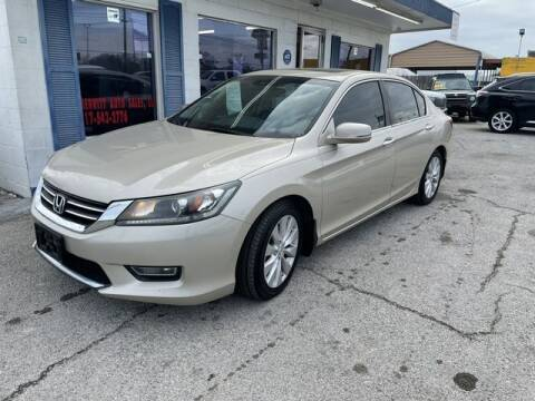 2009 Honda Accord for sale at The Kar Store in Arlington TX