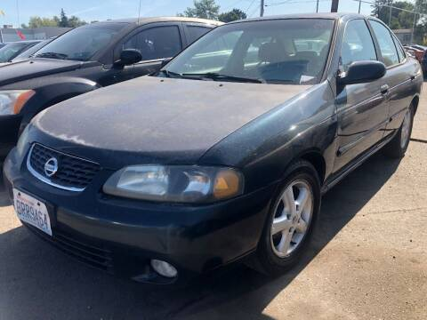 2003 Nissan Sentra for sale at TTT Auto Sales in Spokane WA