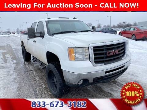 2008 GMC Sierra 2500HD for sale at Glenbrook Dodge Chrysler Jeep Ram and Fiat in Fort Wayne IN