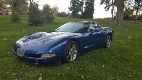 2002 Chevrolet Corvette for sale at Street Dreamz in Denver CO