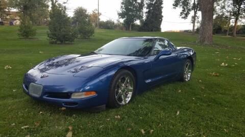2002 Chevrolet Corvette for sale at Street Dreamz in Denver CO