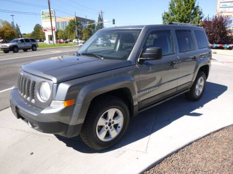 2012 Jeep Patriot for sale at Ideal Cars and Trucks in Reno NV