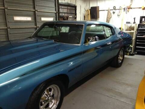 1972 Chevrolet Chevelle for sale at Haggle Me Classics in Hobart IN