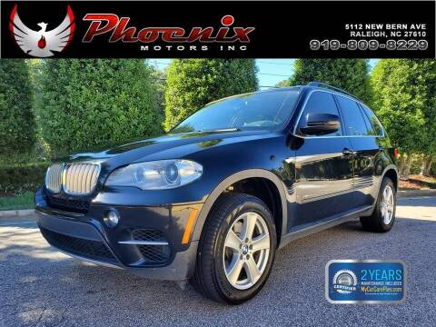2013 BMW X5 for sale at Phoenix Motors Inc in Raleigh NC