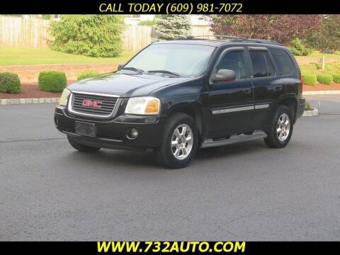 2002 GMC Envoy for sale at Absolute Auto Solutions in Hamilton NJ