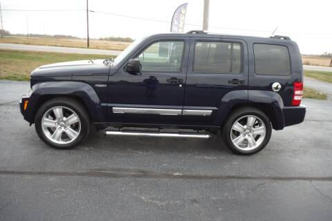 2012 Jeep Liberty for sale at Bryan Auto Depot in Bryan OH