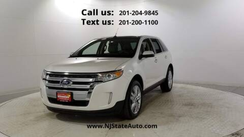 2014 Ford Edge for sale at NJ State Auto Used Cars in Jersey City NJ