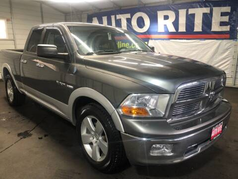 2010 Dodge Ram Pickup 1500 for sale at Auto Rite in Cleveland OH