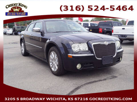 2009 Chrysler 300 for sale at Credit King Auto Sales in Wichita KS