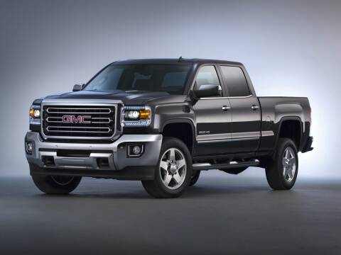 2018 GMC Sierra 2500HD for sale at CHEVROLET OF SMITHTOWN in Saint James NY
