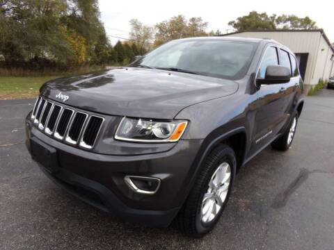 2014 Jeep Grand Cherokee for sale at Rose Auto Sales & Motorsports Inc in McHenry IL